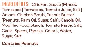 Maafe Ingredients